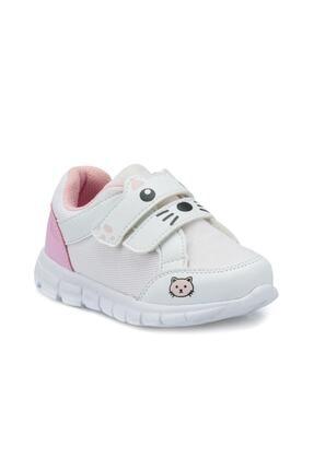Kinetix BUFFY 1FX Beyaz Kız Çocuk Yürüyüş Ayakkabısı 100782341 1