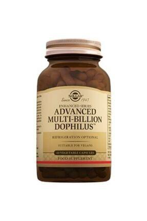 Solgar Advanced Multi-billion Dophilus 60 Kapsül 033984000391 0