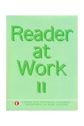 ODTÜ Geliştirme Vakfı Yayıncılık Reader At Work 2 0