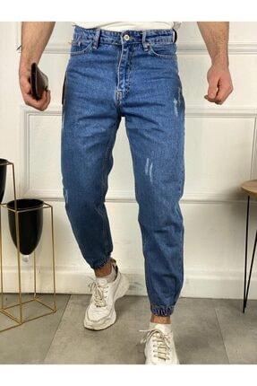 ZİBİDİ JEANS Erkek Mavi Normal Bel Pantolon 0