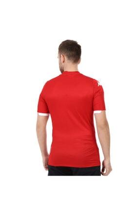 Kappa Pro Away Kırmızı T-shirt 3