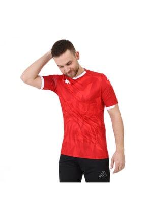 Kappa Pro Away Kırmızı T-shirt 4