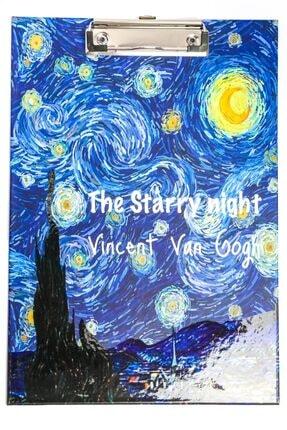 VUKİ The Starry Night Sekreterlik 0