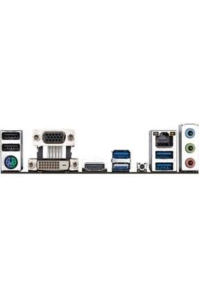 Gigabyte Gıgabyte Amd A520m-s2h A520 Ddr4 5000(Oc) Mhz M2 Pcıe Nvme Hdmı Dvı Pcıe 16x V4.0 Amd Am4 4