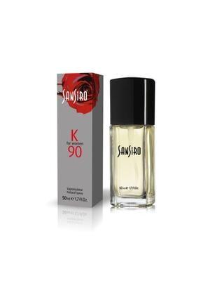 Sansiro K90 Kadın Parfüm 50 Ml 0