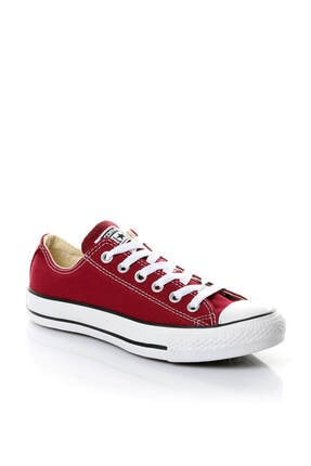 Converse Chuck Taylor All Star Seasonal Unisex Bordo Sneaker 0