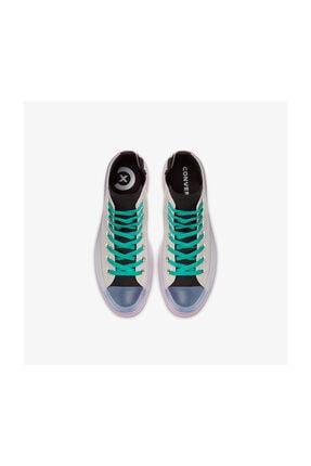 Converse Chuck Taylor All Star Digital Terrain Hi Kadın Gri Sneaker 4