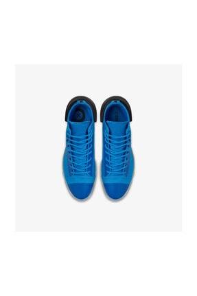 Converse All Star Disrupt Cx Stretch Canvas Hi Erkek Mavi Sneaker 4