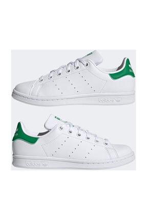 adidas Stan Smith Kadın Beyaz Spor Ayakkabı 4