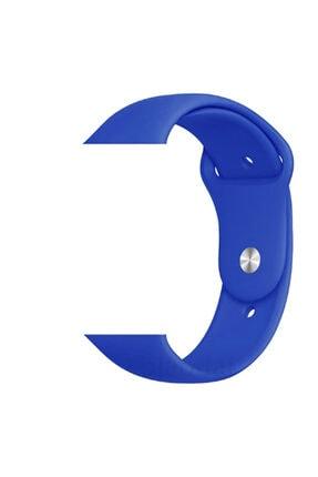 Apple Watch 6 Silikon Kordon Yumuşak Ve Pürüzsüz 44mm Klasik 0