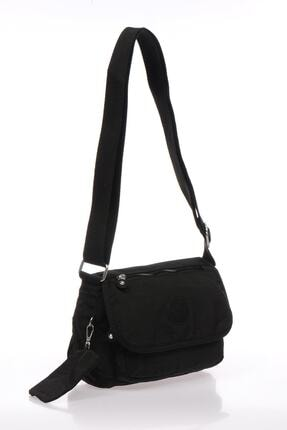 Smart Bags Smb1148-0001 Siyah Kadın Çapraz Çanta 1