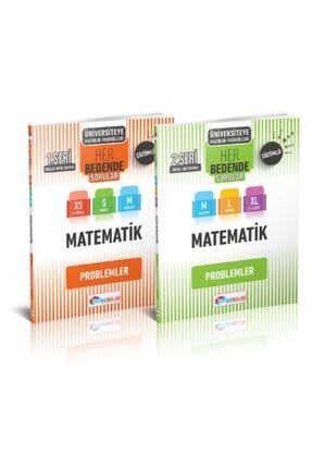 Yanıt Yayınları Köşebilgi Yayınları Her Bedende Sorular Matematik - Problemler Seti 0