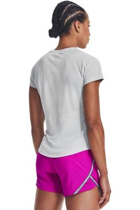 Under Armour Kadın Spor T-Shirt - UA Speed Stride Short Sleeve - 1326462-014 1
