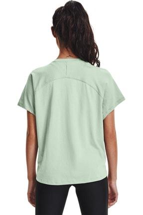 Under Armour Kadın Spor T-Shirt - UA Prjct Rock BSR SS - 1361061-340 1