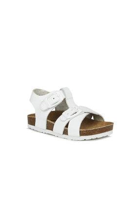 Vicco Sedna Unisex Çocuk Beyaz Sandalet 0