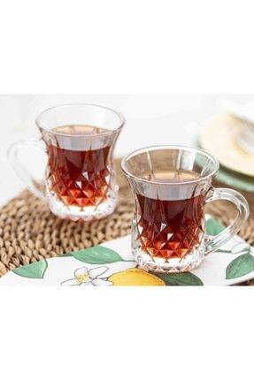 Madame Coco Florus 4'lü Çay Fincanı 0