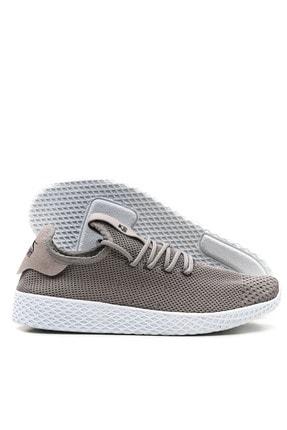 Slazenger Lucca Sneaker Kadın Ayakkabı Gri 4