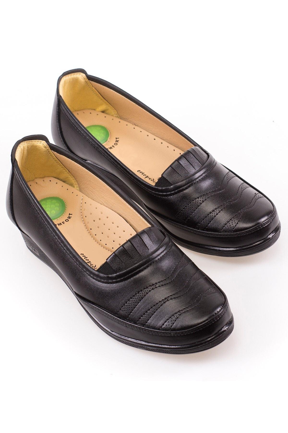 Jel Tabanlı, Tam Ortopedik, Çok Hafif, Anne Ayakkabısı
