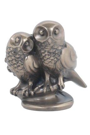 Wise Baykuşlar bronz 7*5*7.5 WU74936A1