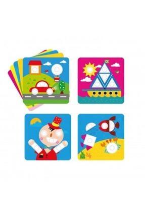 Redka/KumToys Redka Şeklini Keşfet Eğitici Oyun Yeni (+2 Yaş) 4
