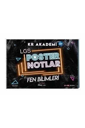 KR Akademi Yayınları Kr Akademi Lgs Poster Notları 5'li Set 1