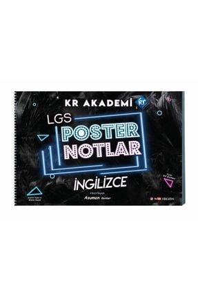 KR Akademi Yayınları Kr Akademi Lgs Poster Notları 5'li Set 2
