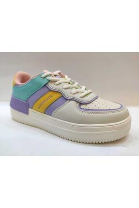Lumberjack FREYA 1FX Lila Kadın Sneaker Ayakkabı 100785036 1