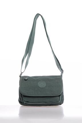 Smart Bags Smbky1148-0005 Haki Kadın Çapraz Çanta 0
