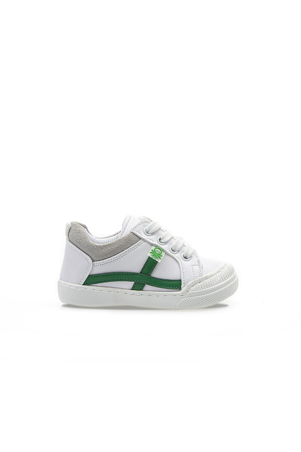 BN-1016 Beyaz Çocuk Spor Ayakkabı