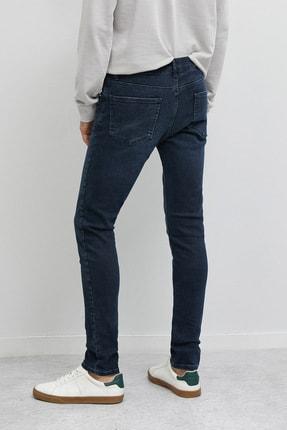 Koton Erkek Indıgo Jeans 1KAM43081LD 3