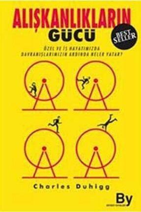 Boyner Yayınları Alışkanlıkların Gücü Charles Duhigg - Charles Duhigg 0