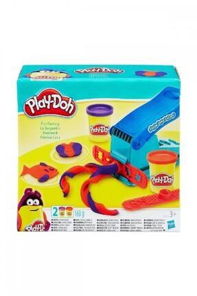 Play Doh Play-Doh Temel Oyun Hamur Setleri Mini Eğlence Fabrikası +3 Yaş B5554 Pd 1