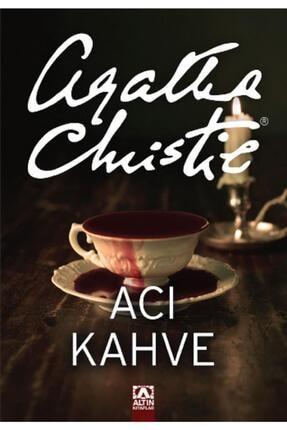 Altın Kitaplar Acı Kahve Agatha Christie 0