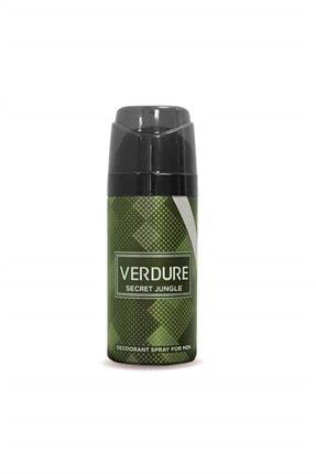 Deodorant Spray For Men Secret Jungle 150 ml S030160005