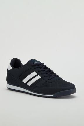 Muggo Erkek Lacivert Sneaker Ayakkabı Mgpalermo02 0