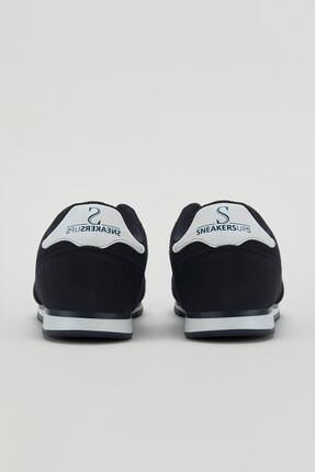 Muggo Erkek Lacivert Sneaker Ayakkabı Mgpalermo02 2