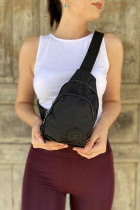 Siyah Kumaş Çanta Esçanta061