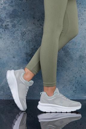 Picture of Buz Beyaz Kadın Sneaker