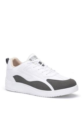Picture of Beyaz Füme Erkek Sneaker