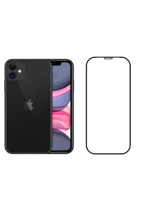 KaeMoon Iphone X/xs/11pro Uyumlu Tam Kaplayan Ekran Koruyucu Hd Netlikte Temperli Ekran Koruyucu 1