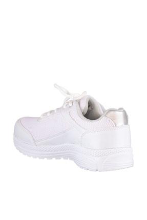 Soho Exclusive Kadın Beyaz Sneaker 15930 4