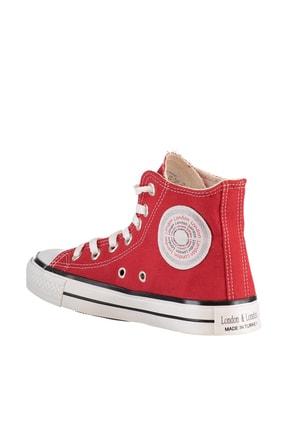 Soho Exclusive Kırmızı Kadın Sneaker 15865 4