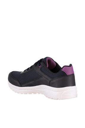 Soho Exclusive Lacivert-Mor Kadın Sneaker 15930 4