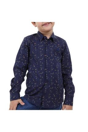 Çocuk Gömlek Lacivert 611187W-193
