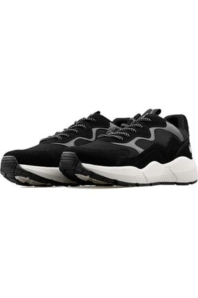 Lumberjack VALENTIN Siyah Erkek Sneaker Ayakkabı 100545905 1