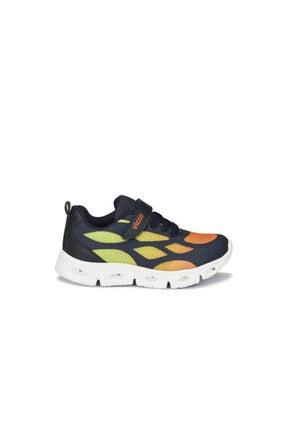 Vicco Erkek Çocuk Işıklı Lacivert Spor Ayakkabı 1