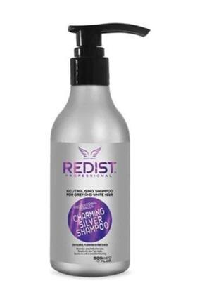 Redist Beyaz Ve Gri Saçlar Için Silver Mor Şampuan 500 ml 0