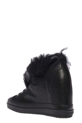 RUCO LİNE Siyah Spor Ayakkabı 2