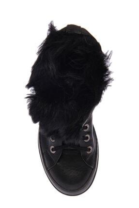 RUCO LİNE Siyah Spor Ayakkabı 3