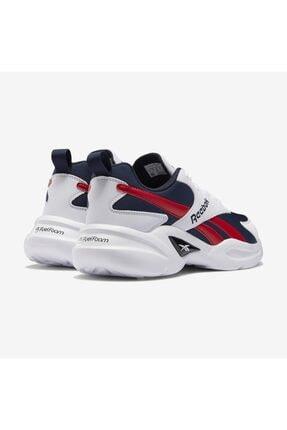 تصویر از Beyaz Lacivert Unisex Spor Ayakkabı